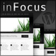 inFocus - Powerful Professional HTML CSS Theme