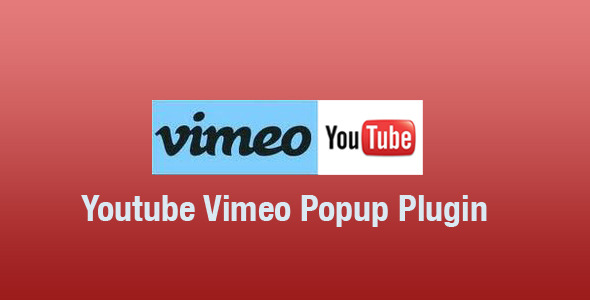 CodeCanyon Youtube Vimeo Popup Plugin -Rip