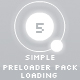 Simple preloader pack 5