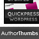 Great author thumbnails