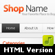 Shop Name HTML Version (Online Store) - ThemeForest Item for Sale