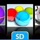 Horizontal Thumbnails Scroller