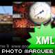 XML Photo Marquee