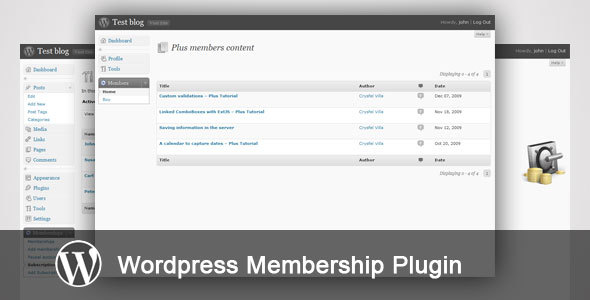 WP-Membership