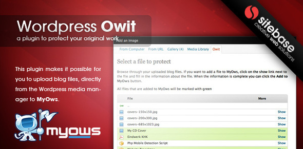 WordPress Owit