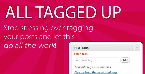 All Tagged Up: Automated Post Tagging
