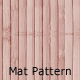 Bamboo Mat Pattern background 