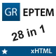 GREPTEM - Business & Portfolio xHTML Theme