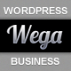 。 WEGA - WordPress的企業和投資組合 - ThemeForest出售的物品。