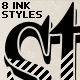 INK Syles - GraphicRiver Item for Sale
