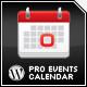 Events Calendar Pro - Wordpress Premium Plugin