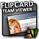 FlipCard Team Viewer