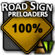 5 U.S. Road Sign Preloaders