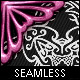 Seamless Vintage Ornament Overlays & Patterns .pat file for Photoshop