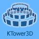 K Tower 3D