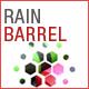 Rain Barrel Transition