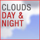 Clouds Day and Night
