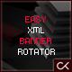Easy XML Banner Rotator