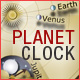 Planetary Clock