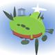 3d Garden Planet