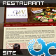 Restaurant Website 01