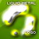 Liquid Metal / Plasma Logo / Preloader