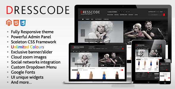 Dresscode - Responsive Magento Theme by etheme | ThemeForest