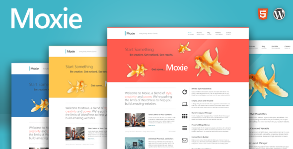 Moxie - Responsive Theme for WordPress by Parallelus | ThemeForest