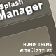 Splash Manager