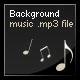 Elegant Background Music With Animated Levels in Flash as3