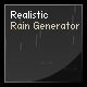 Realistic Rain Generator in Flash