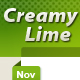 Creamy Lime - ThemeForest Item for Sale