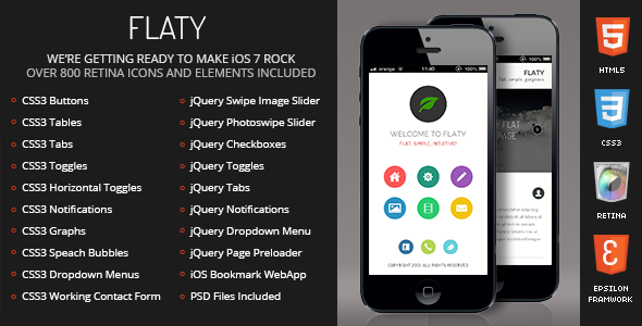 mobile html5 template koni polycode co