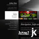Black Market - HTML template