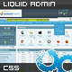 Complete Liquid Admin Control Panel