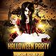 Halloween - Dia de los Muer-Graphicriver中文最全的素材分享平台