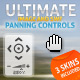Ultimate Image and SWF Panning Controls