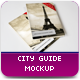 City Guide & Map Mockup-Graphicriver中文最全的素材分享平台