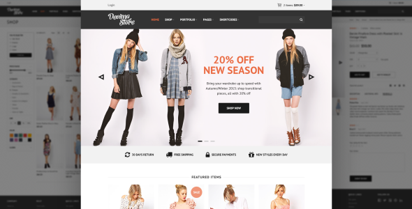 Decima eCommerce HTML Template by ThemeWoodmen | ThemeForest
