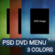 3 Color DVD Menu - GraphicRiver Item for Sale