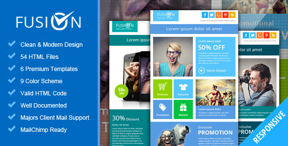 Fusion metro email newsletter template by pophonic themeforest fusion metro email newsletter template email templates marketing spiritdancerdesigns Image collections