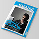 InDesign Magazine Template-Graphicriver中文最全的素材分享平台