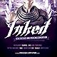 Tattoo Convention Flyer Tem-Graphicriver中文最全的素材分享平台