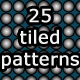 25 Tiled Background Textures