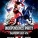 Independence Day Flyer Temp-Graphicriver中文最全的素材分享平台
