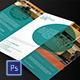 Modern Trifold Brochure 02-Graphicriver中文最全的素材分享平台