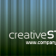 Creative Studio Business Card Template