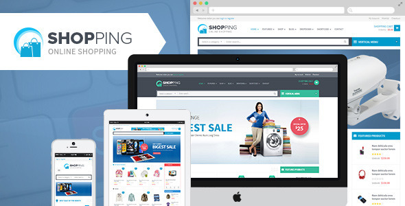Shopping WooCommerce Responsive WordPress Theme by Opal_WP | ThemeForest