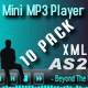 xml-mini-mp3-music-player