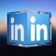 Social Media Cube - Linkedin - VideoHive Item for Sale